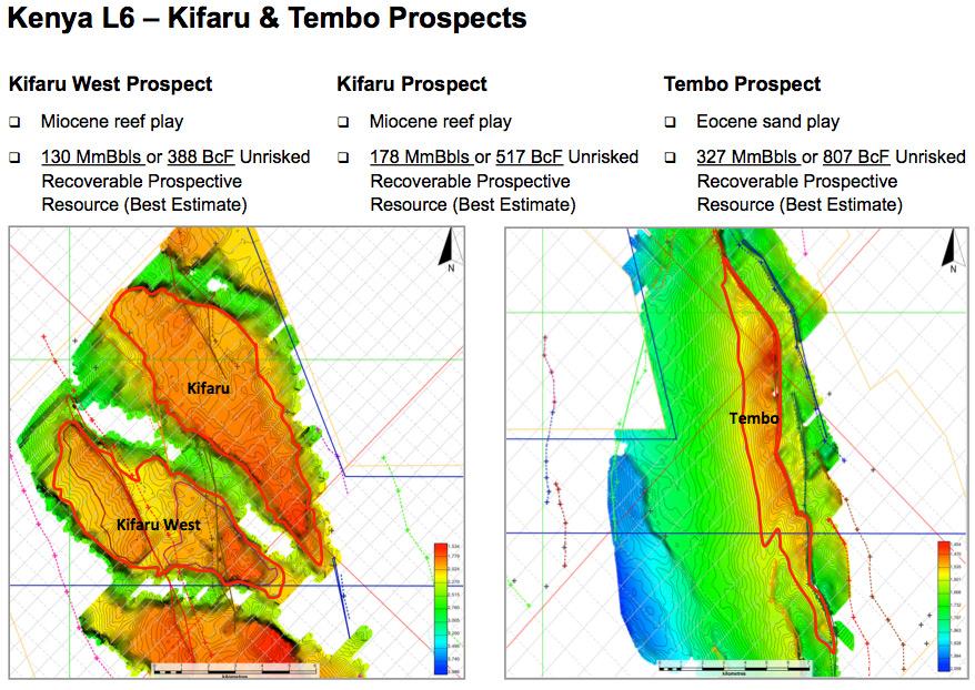L6 - Kifaru & Tembo Prospects