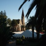 Namibia - Christ Church in Windhoek